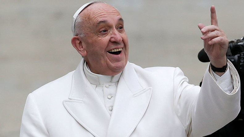 Pope was a Rolling Stone: Pontiff to star on cover of iconic rock mag