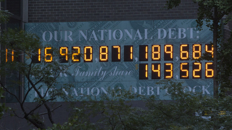 Treasury urges Congress to raise US debt limit to avoid default