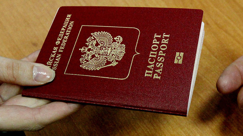Fast-track Russian citizenship planned under new Duma bill
