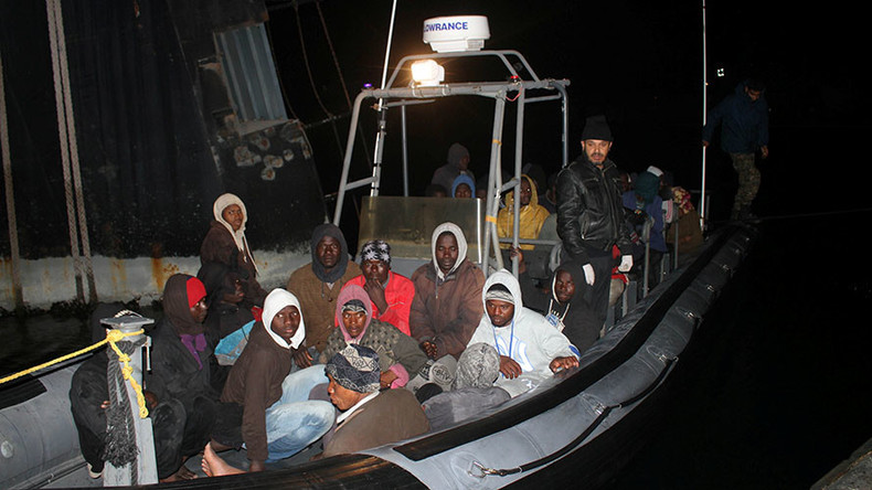British aid money used to 'indefinitely detain' migrants in Libya