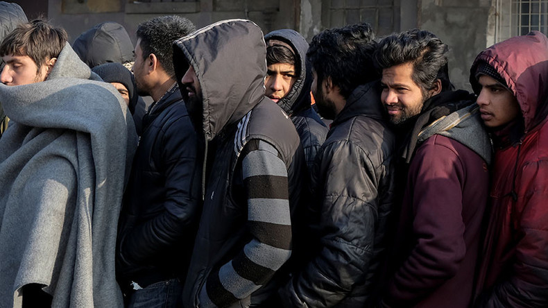 Refugees can be deported from Britain after 5yrs under new Tory policy