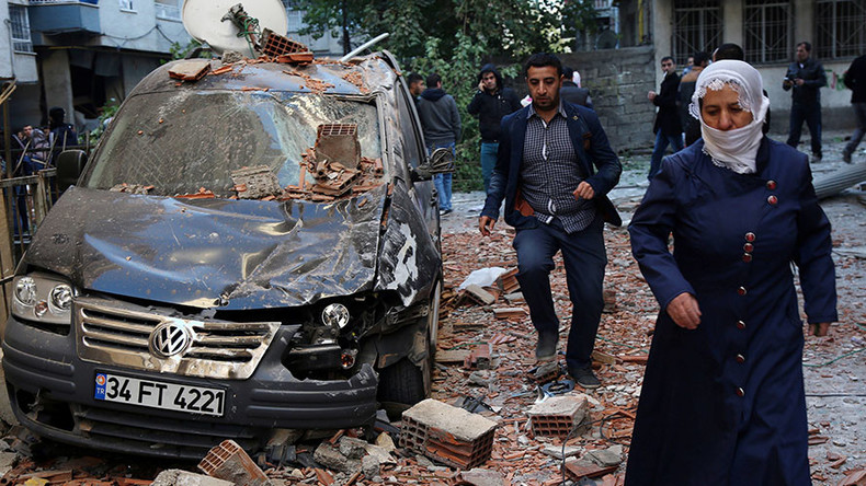 2,000 killed, city quarters turned 'empty moonscapes' in security ops in southeastern Turkey – UN