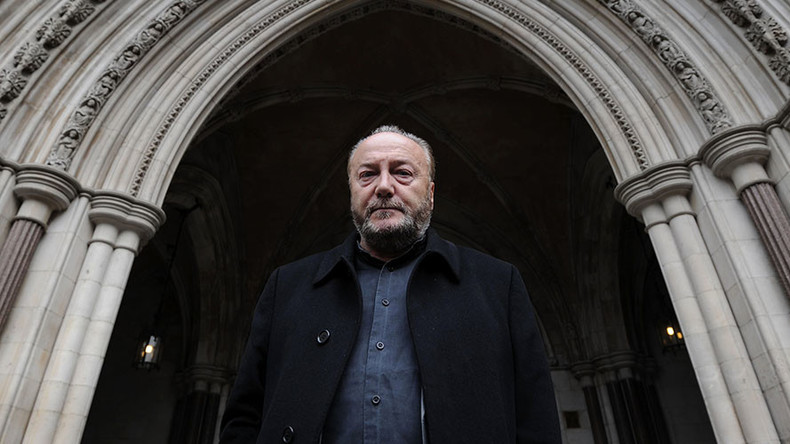 George Galloway tipped for return to politics in race to become Gorton MP