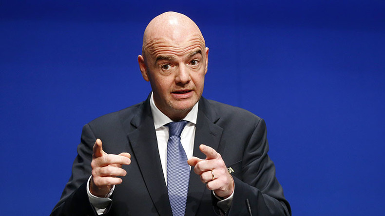 FIFA chief hints Trump travel ban could hurt US World Cup 2026 bid