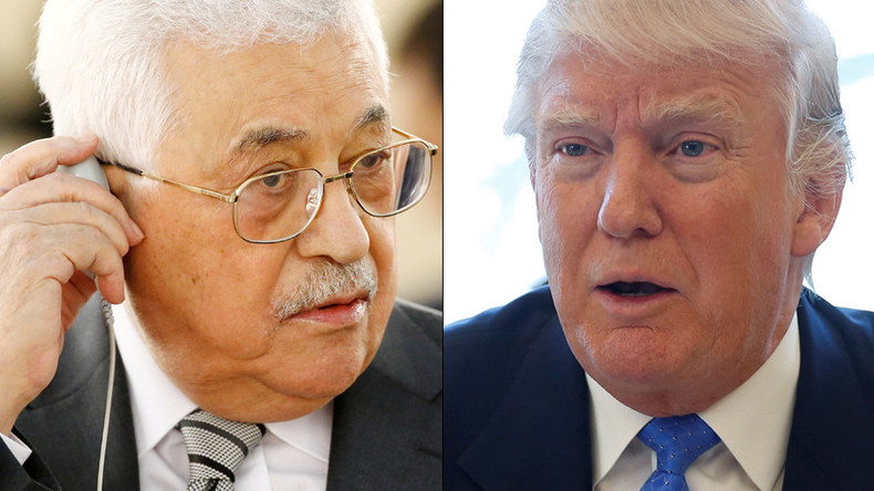 'Time has come' for peace deal: Trump finally speaks with Abbas, invites him to White House