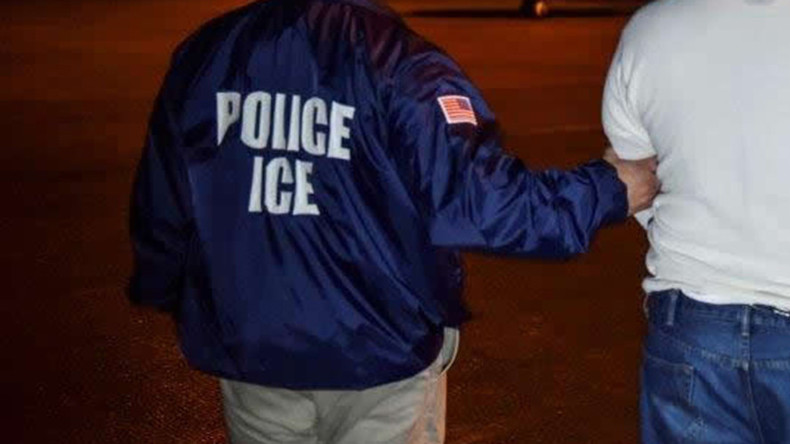 ICE agent found guilty of trading bribes, sex for immigration papers