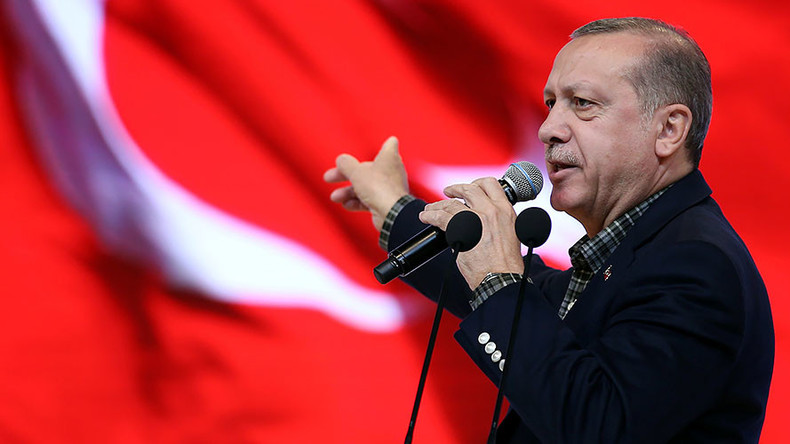 Erdogan calls Dutch 'Nazi remnants, fascists' over canceled FM trip