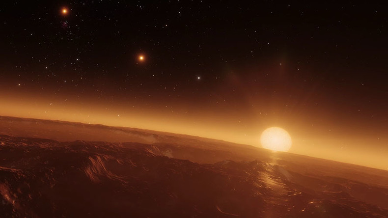 NASA releases images of exoplanet-ringed dwarf star TRAPPIST-1 (VIDEO, PHOTOS)