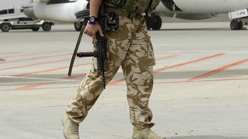 British anti-ISIS veteran crowdfunds his 3rd 'tour' to Syria