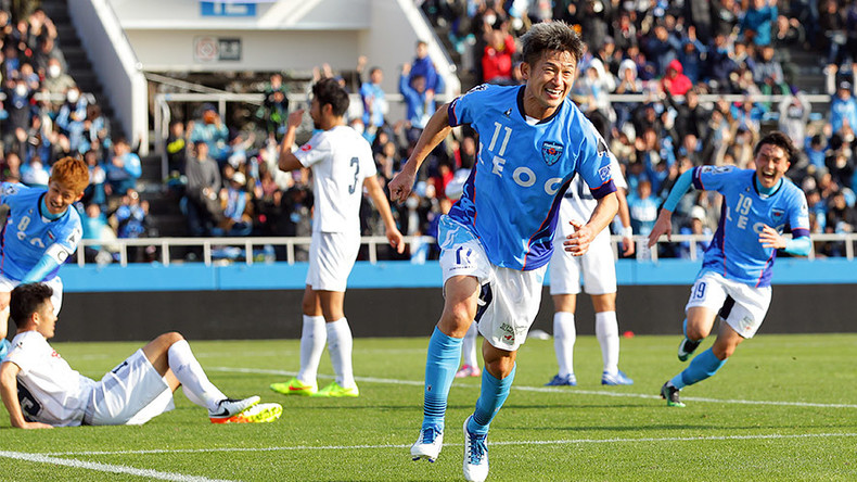 Miura-cle man: 50yo Japanese footballer breaks record to become oldest scorer in history
