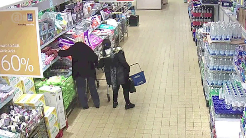 'Pickpocket Queen of Birmingham' who racked up 153 offenses is jailed... again (VIDEO)