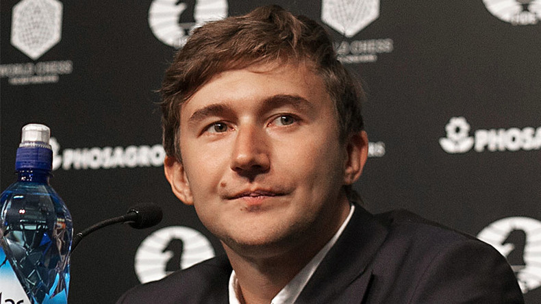 Chess grandmaster Karjakin takes up Putin offer for civil servant role