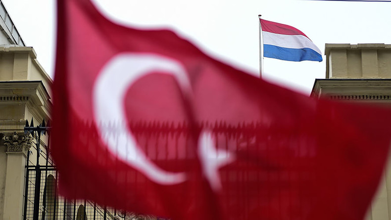 Turkey bans Dutch ambassador, suspends diplomatic flights and high-level govt meetings - Deputy PM