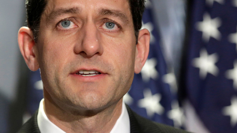 'Not now, not in the future': Recording of Paul Ryan's anti-Trump pledge emerges (AUDIO)