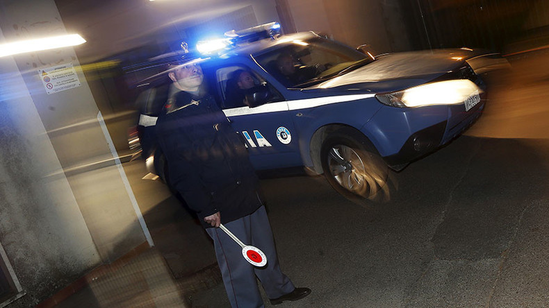 'Wizard' and two others arrested for gang rape in Italy