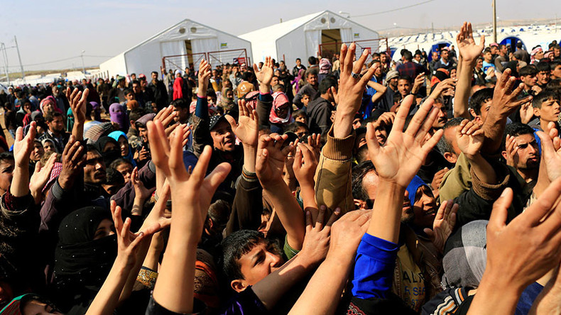 'Western bombardment of Mosul radicalizing Sunni Muslims around the world' – George Galloway