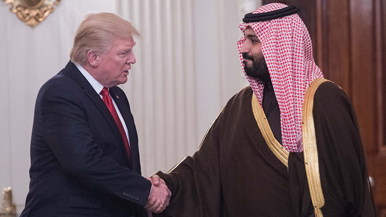 Trump 'true friend of Muslims,' Saudi prince says after meeting