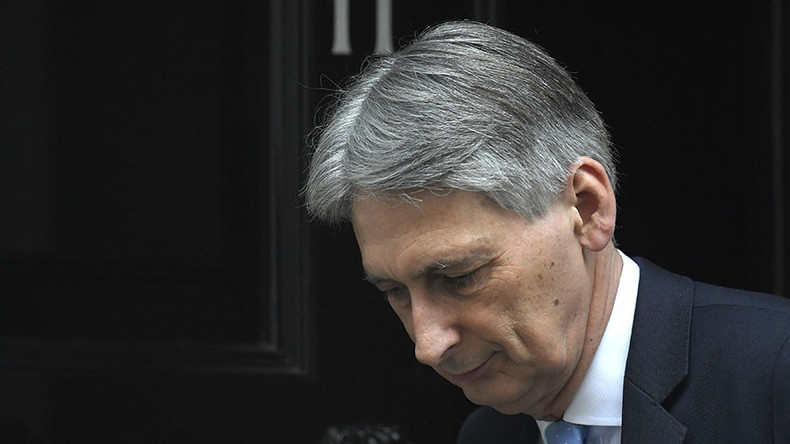 Hammond's U-turn on National Insurance savagely mocked on social media (TWEETS)