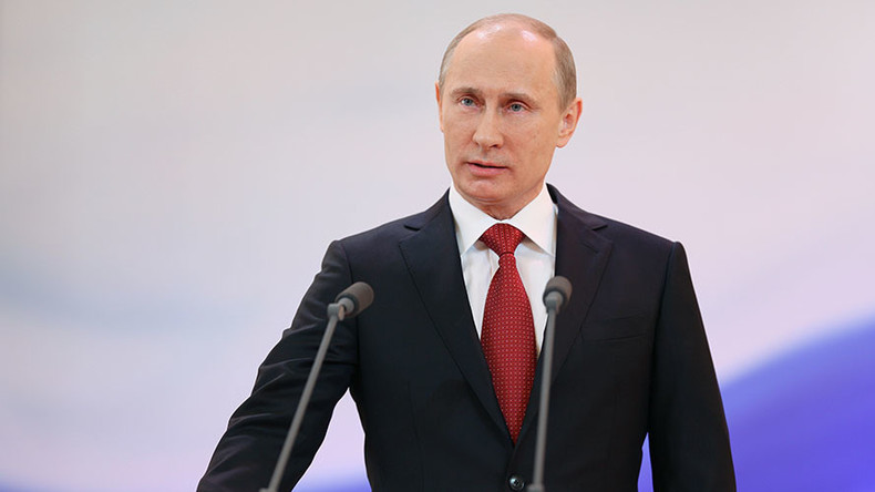 Eerie music & the supernatural: CNN digs (not so) deep for President Putin's soul