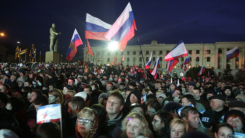 Russian senator slams German lawmakers over disrespect for opinion of Crimeans