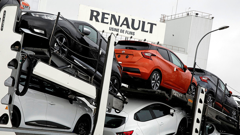 Renault caught in 'emissiongate' scandal after report accuses it of pollution cheating