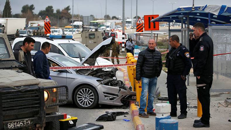 IDF shoot 16yo Palestinian girl after alleged car ramming attempt (VIDEOS)