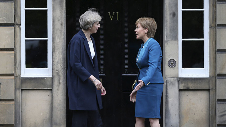 'Now is not the time': Theresa May blocks 2nd Scottish independence referendum