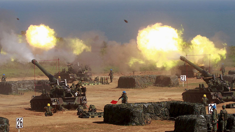Taiwan seeks advanced arms, announces military budget to counter China 'threat'