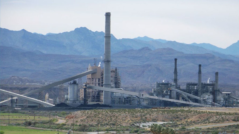 Nevada coal power plant shut down amid pressure from Native American tribe