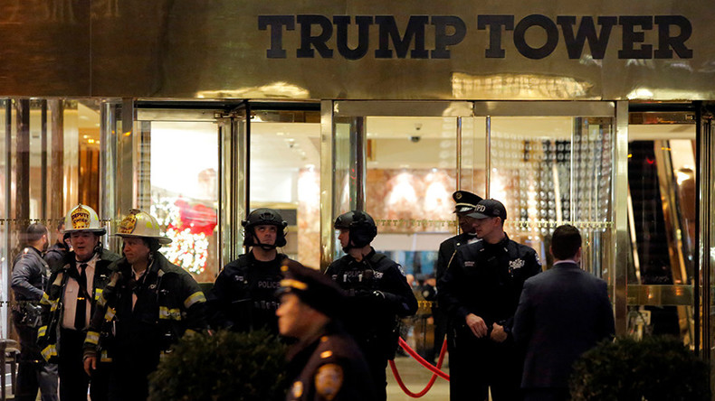 No indications Trump Tower was under surveillance – senators