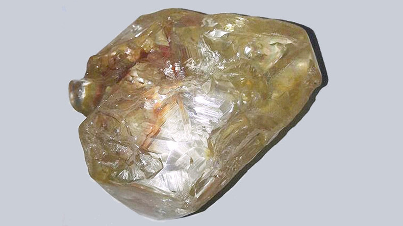 Holy rock: Sierra Leone pastor strikes lucky with discovery of giant 706-carat diamond