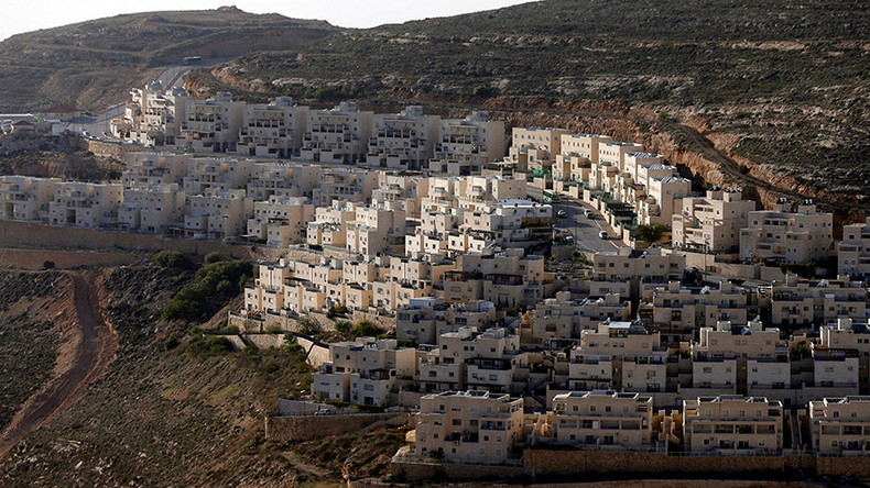 Netanyahu reiterates commitment to rebuild demolished West Bank settlement