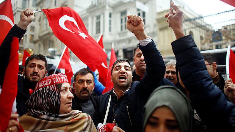 Austria cancels 'political' Turkish music concerts amidst referendum campaign scandal