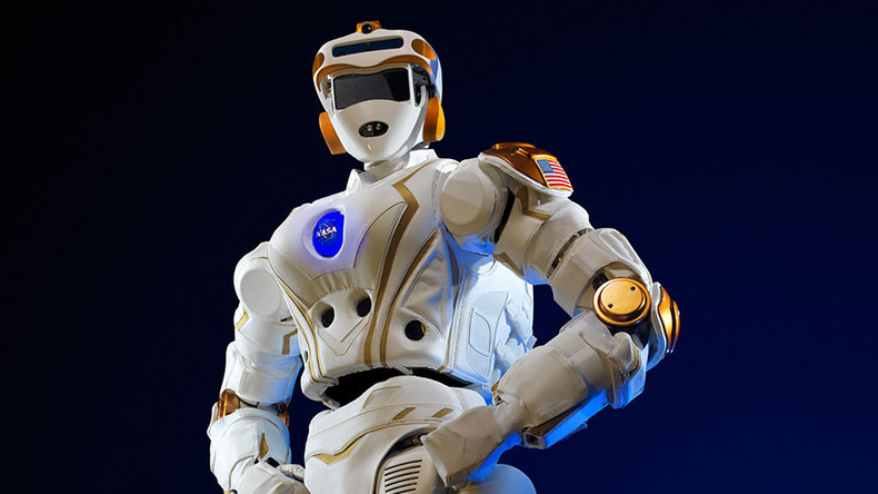 NASA's humanoid robot put to the test for ultimate Mars challenge