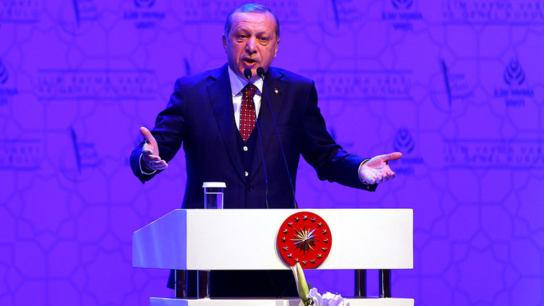 Europeans 'would revive gas chambers if they weren't ashamed' – Erdogan