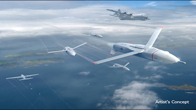 DARPA 'Gremlins' drones step closer to completion (VIDEO)
