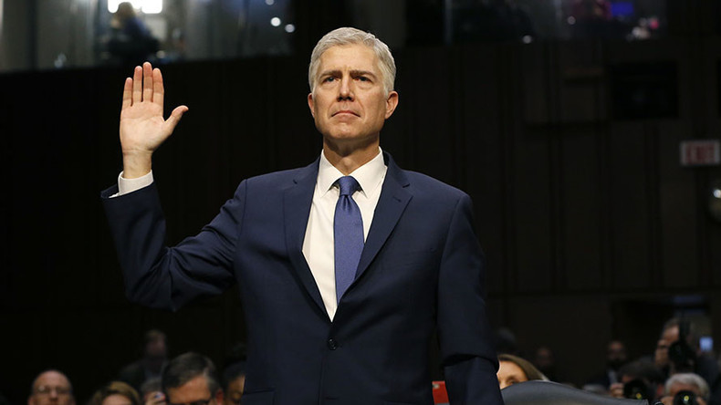 Supreme Court nominee Gorsuch stresses 'judicial independence' in Senate confirmation hearing