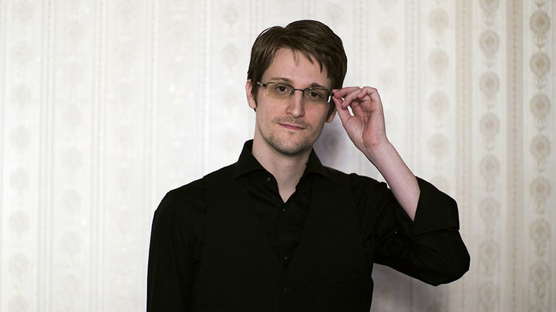 'Stop breaking the law': Snowden raises 'red flag' over testimony of NSA and FBI chiefs