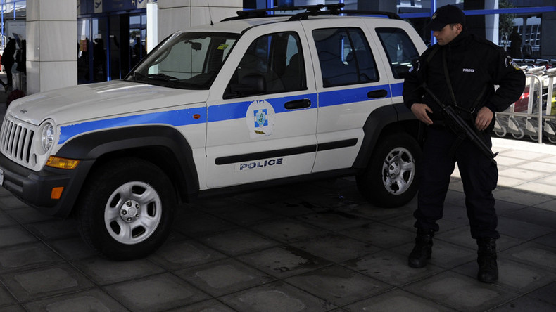 Greek police intercept 8 parcel bombs headed to EU institutions & companies