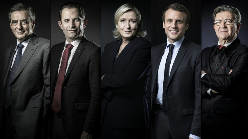 'Natural born orator' Marine Le Pen leads Twitter hashtag race