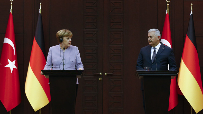 'Monstrous comparison': German Jewish leader furious over Erdogan's 'Nazi' remarks