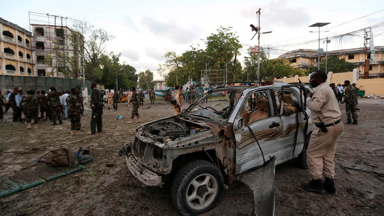 At least 6 dead in latest Mogadishu car bomb attack – reports