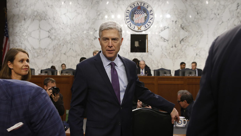 'No man is above the law': SCOTUS nominee Gorsuch talks torture, guns, wiretaps and sexism