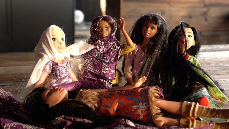 'Barbie hijabs' designed by US moms to promote inclusive generation of kids (VIDEO)