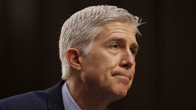 Supreme Court unanimously strikes down Gorsuch ruling