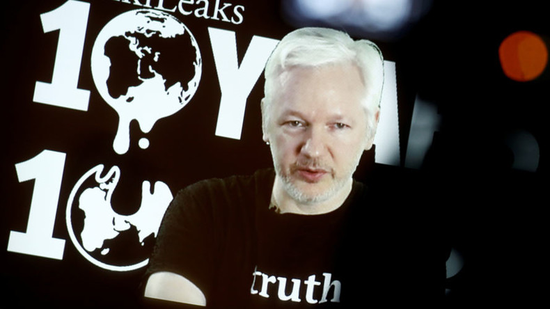 #Vault7: Assange says WikiLeaks 'Dark Matter' leak 'small example' of what's in store