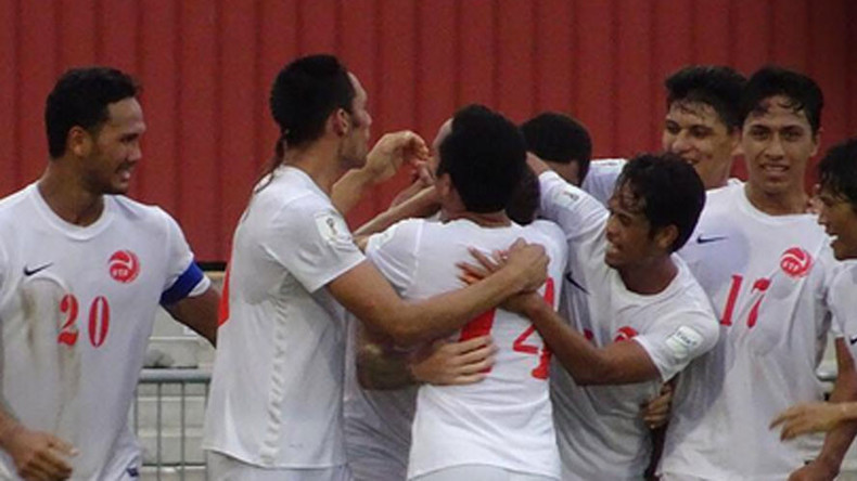 Football minnows kick off this year's World Cup qualifiers as Tahiti beat Papua New Guinea 3-1