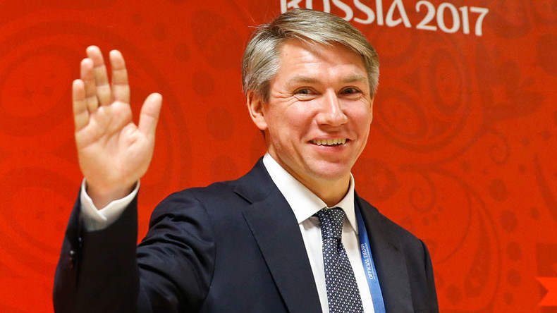 Russian World Cup LOC chief Sorokin hopes to run as FIFA Council candidate in place of banned Mutko
