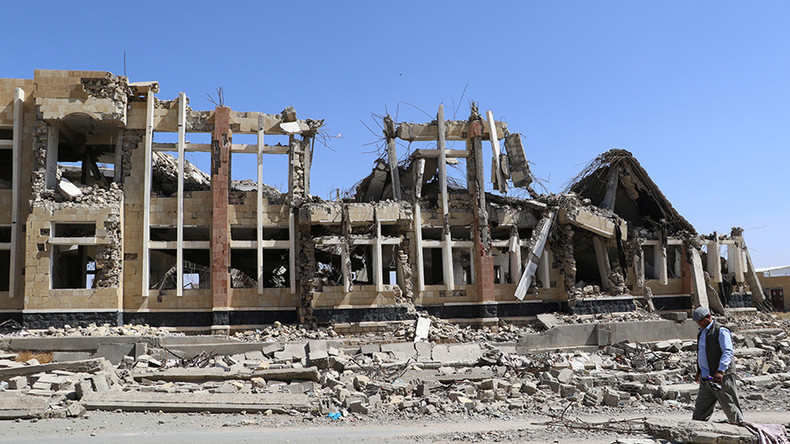 Yemenis 'pay the price' for UK and America's 'brazenly hypocritical' arms deals – Amnesty