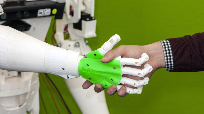 Robots could take over millions of jobs in the next 15 years – report